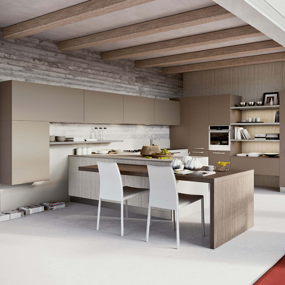 Stunning cucine con bancone pictures for Cucine con bancone
